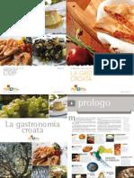 La gastronomia croata