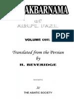 Akbarnama Vol 1