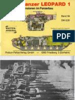 Waffen Arsenal - Band 084 - Kampfpanzer Leopard 1
