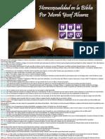 Homosexualidad en La Biblia Por Yosef Alvarez
