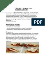 Menu Italiano Completo 2