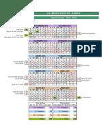 Calendario Escolar 14 15 Almerxa