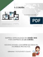 Diseño Web La Coruña