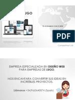 Diseño Web Lugo