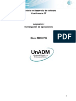 Unidad 1. Programacion Lineal