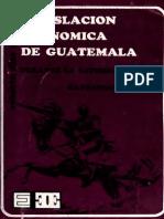 Diaz Castillo - Legislacion Economica de Guatemala en La Reforma Liberal