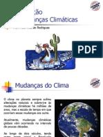 Introdução as Mudanças Climáticas