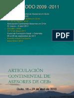 PERIODO 2009 -2011FM