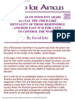 david icke - innocents attacked