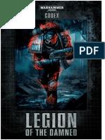 Legion de Los Condenados Español