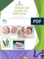 Vinculación Prevención Oral