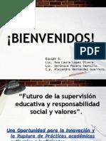Futuro de La Supervision Educativa
