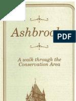 A walk through Ashbrooke conservation area
