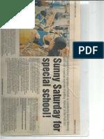 Special School Article