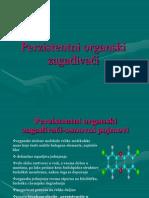 Perzistentni organski zagađivači