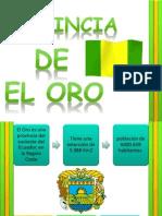 Provincia de EL ORO 2