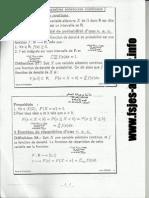Cours de Statistique Inférentielle de Mme a.zerbet