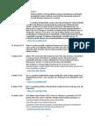 Volba děkana FA VUT 2014 - chronologický přehled