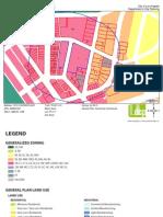 1030 Glendon Abutting Map
