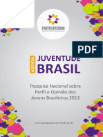 Relatorio Agenda Juventude Brasil 2013