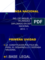 Defensa Nacional i