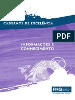 Cadernos de Excelência - Informações e Conhecimento