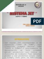 Sistema Jit 1- Jhon Del Aguila