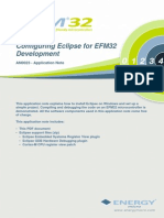 An0023 Efm32 Eclipse Toolchain