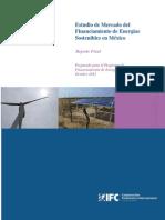 IFC Estudio Energia Mexico