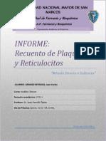 95719682 2 Informe de Analisis I Recuento de Plaquetas