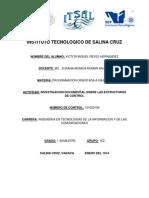 INVESTIGACION DOCUMENTAL SOBRE LAS ESTRUCTURAS DE CONTROL.docx
