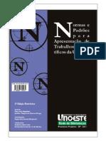 Manual Normalizacao ABNT