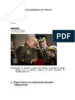 Ifa Por Que Fallaron Los Babalawos de Chavez