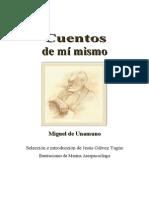 Unamuno, Miguel de - Cuentos De Mi Mismo.DOC