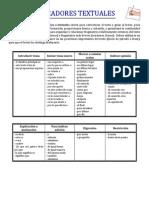 Marcadores Textuales Web