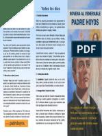 Novena Al Padre Hoyos