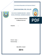 Maquina Asincrona Informe