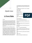 Casona Alejandro - La Tercera Palabra
