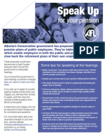Pension FactSheet