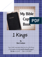 1Kings Copybook