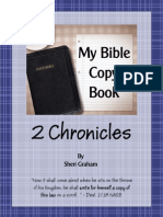 2Chronicles Copybook