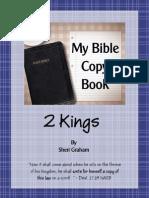 2Kings Copybook