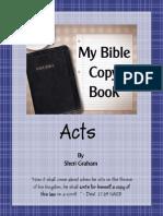 Acts Copybook