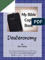 Deuteronomy Copybook