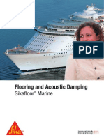 B Marine Flooring & Acoustic Damping