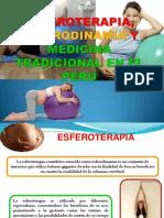 Exposicion de Esferoterapia