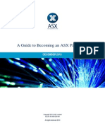 A Guide to Becoming an ASX Participant