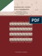 Sobre El Estudio Cualitativo de La Estructura de Las Representaciones Sociales