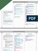 Resumen Proc & Triggers