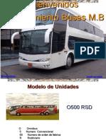 Curso Mercedes Benz Mantenimiento de Buses
